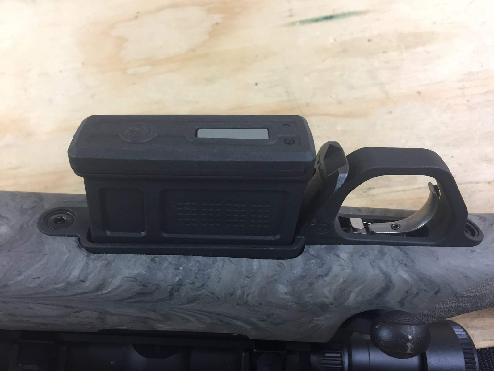 Installing a mag well for a Remington 700 ? | Northwest