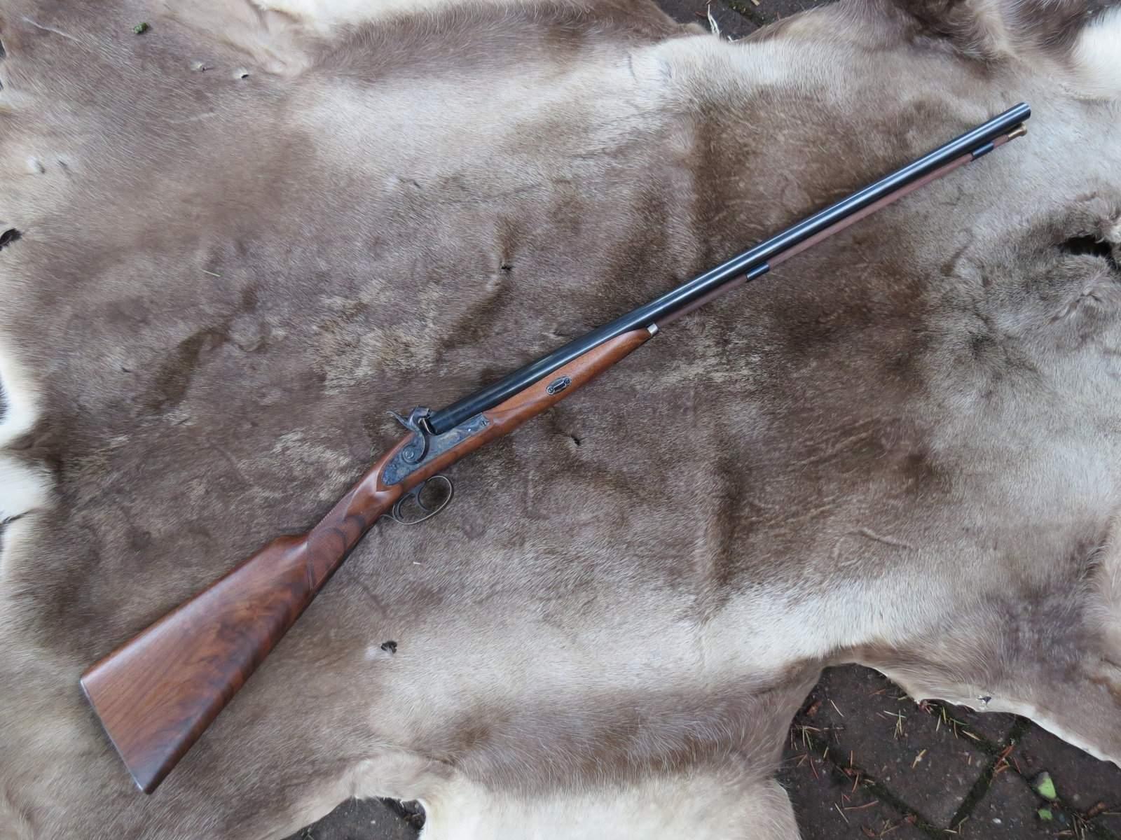 WTS OR - Pedersoli 20 Gauge Side by Side Black Powder