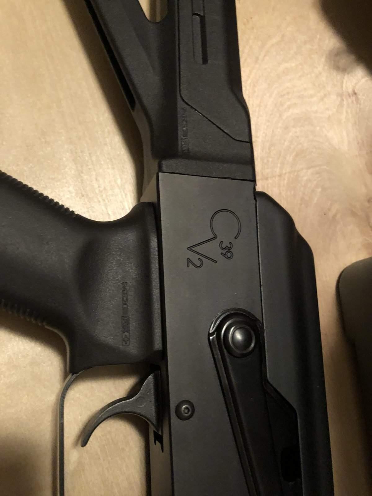 WTS WA - Magnificent! Century Arms AK47 C39V2 - MOE + 1k