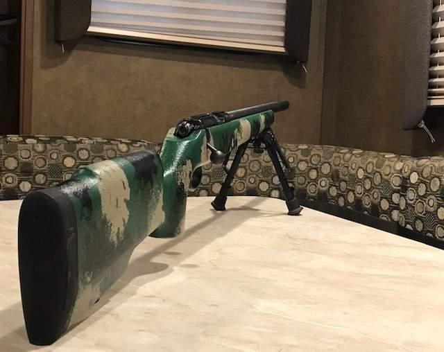 "WTS OR - Custom CZ 455 Varmint  22LR 20"" bull barrel | Northwest"