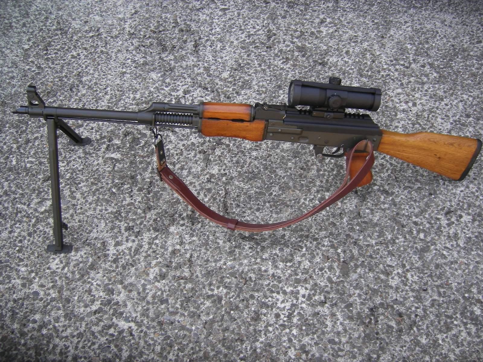 Yugoslavian M72 Heavy Barrel (7 62x39) | Northwest Firearms