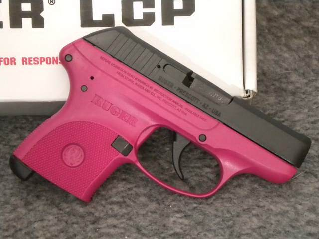 Nib Ruger Lcp 380 Raspberrypink Sold Northwest Firearms