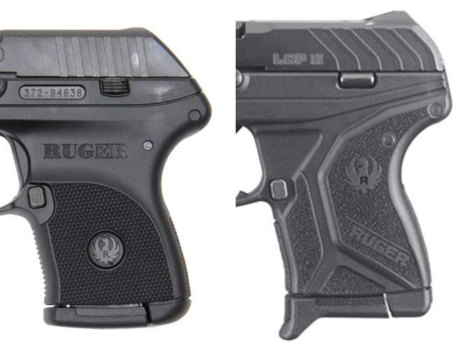 New ruger lcp II  TAKES A DIFFERENT MAG? | Northwest