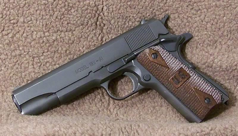 Springfield 1911 GI | Northwest Firearms - Oregon