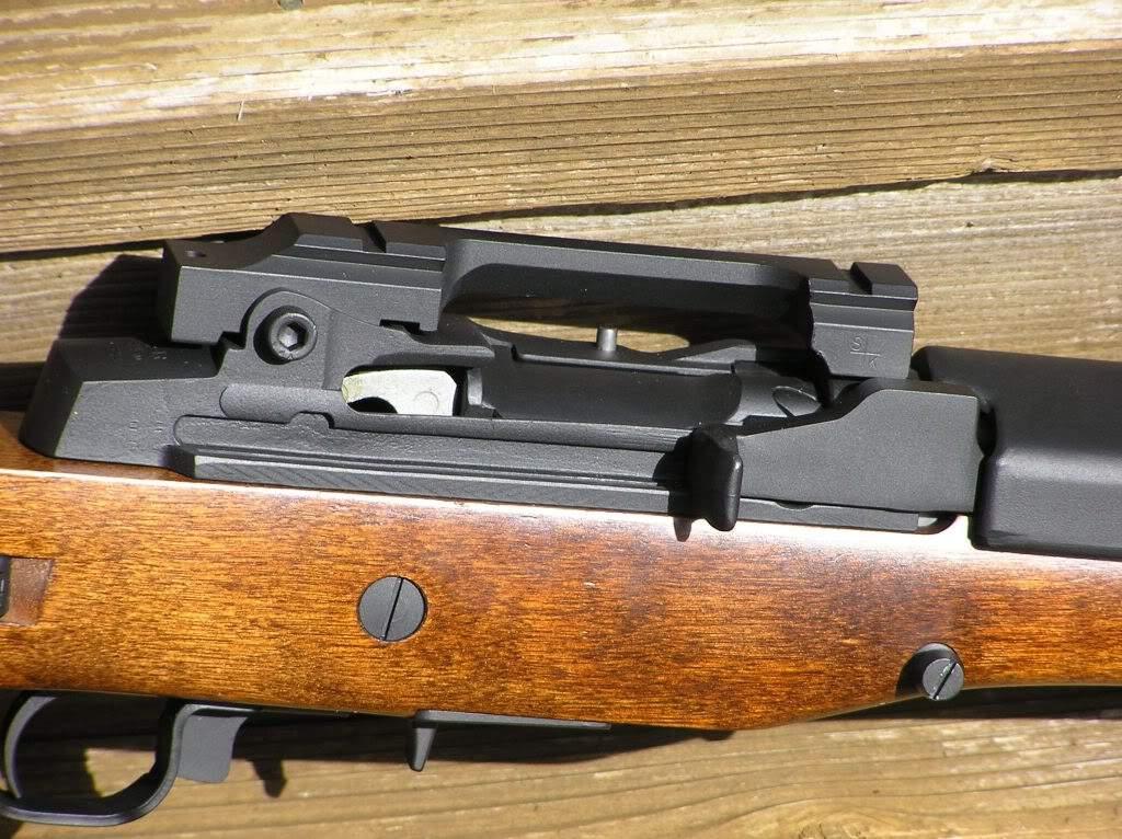 mini 14 scope mount northwest firearms oregon washington and