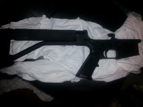 WTS WA - SOLD New Frontier AR15 lower & Ace Skeleton stock SOLD