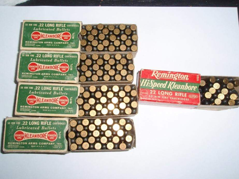 Vintage/ Collectable .22lr ammo Kleanbore Remington | Northwest Firearms - Oregon Washington and Idaho Gun Owners  sc 1 st  Northwest Firearms & Vintage/ Collectable .22lr ammo Kleanbore Remington | Northwest ...