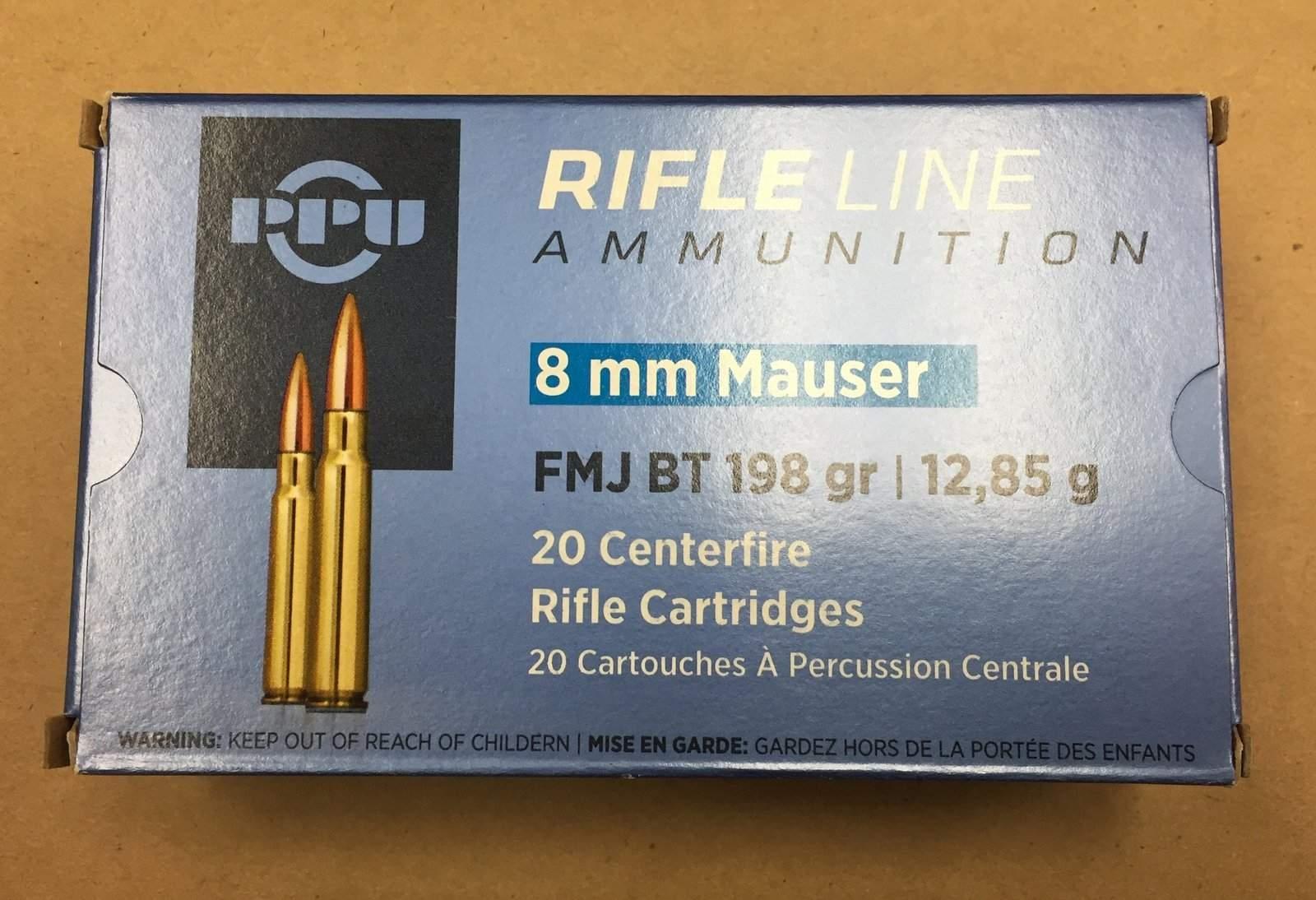 WTS/WTT OR - 150 rounds brass case 8mm Mauser   Northwest