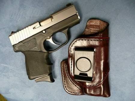 Mitch Rosen Clipper  IWB holster for Kahr PM9/MK9 | Northwest
