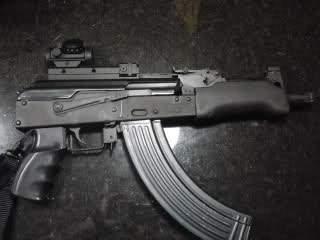 Hard to Find MINI Draco Ak-47   Northwest Firearms - Oregon