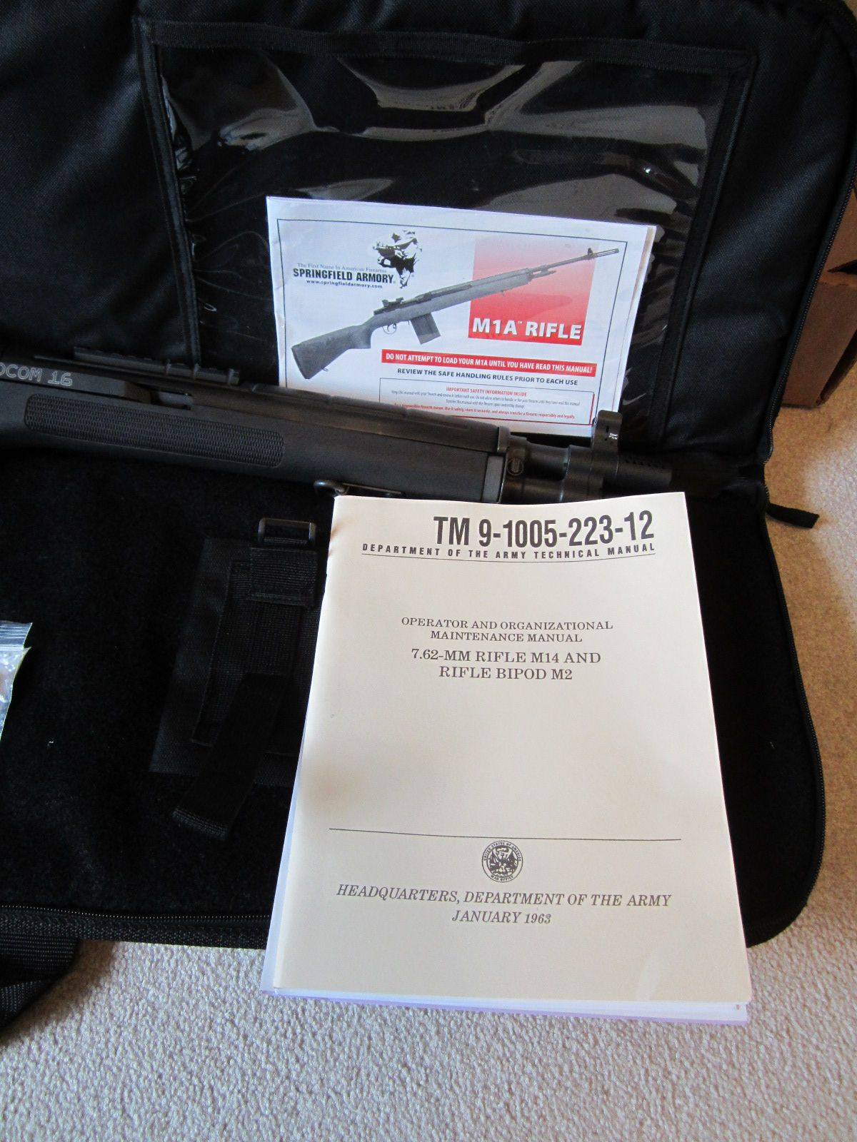 WTS OR - Springfield Armory M1A SOCOM 16 for Sale
