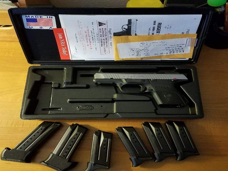 WTS WA - RUGER SR9C WITH EXTRAS | Northwest Firearms