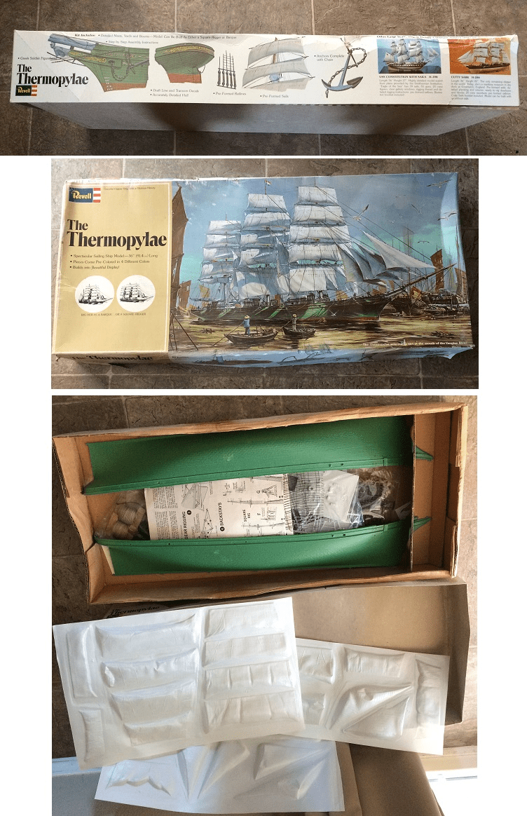 WTS OTHER - Revell Thermopylae model ship kit | Northwest Firearms