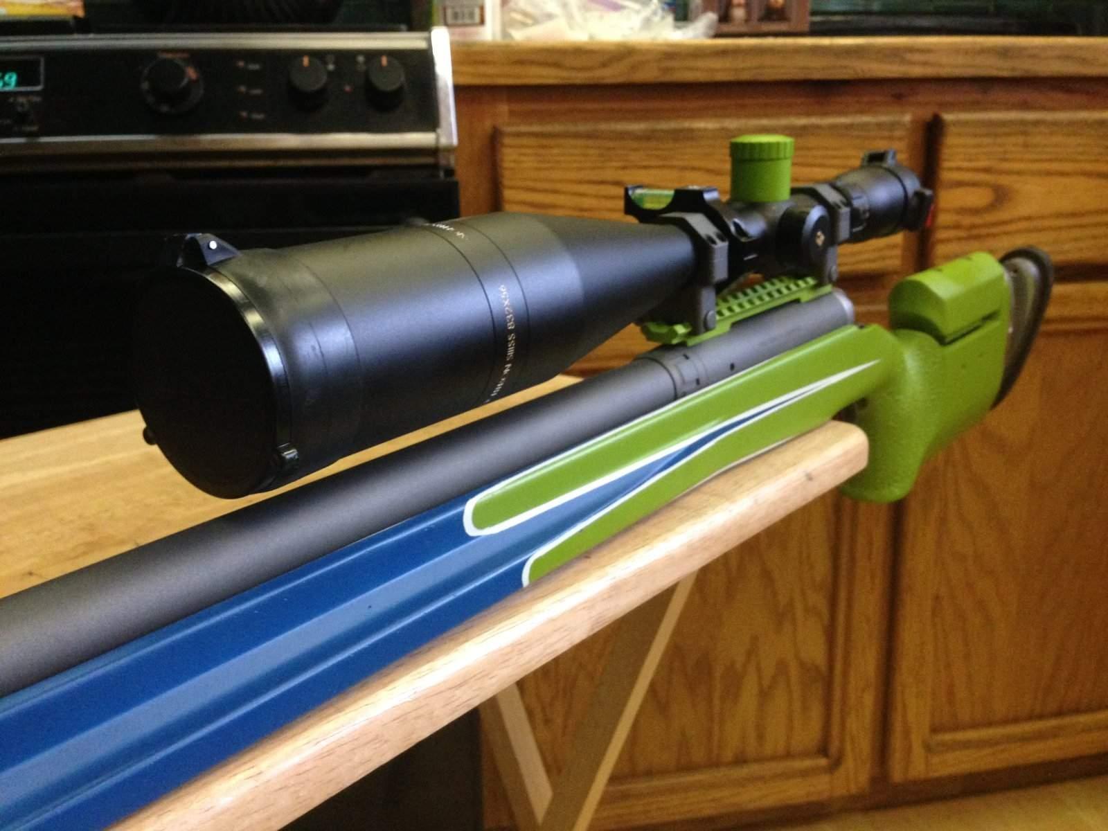 WTS OR - Custom Savage F-class & F/TR rifle   Northwest