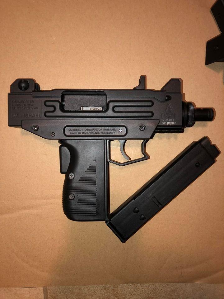 IWI uzi  22 pistol | Northwest Firearms - Oregon, Washington
