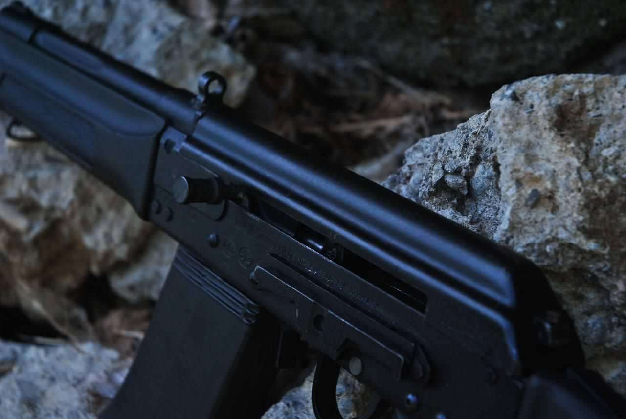 WTS WA - Izhmash Saiga 12, Converted   Northwest Firearms