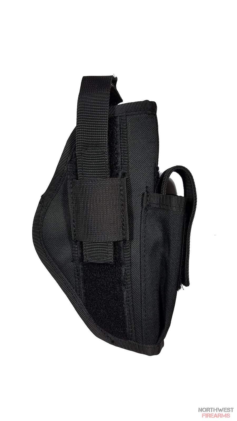 Right View - Holster